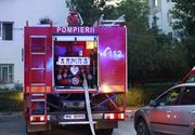 Incendiu în Buzău. Un bătrân a murit