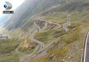 VIDEO | Transfăgărășanul, în topul celor mai spectaculoase trasee din lume