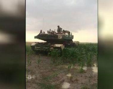 VIDEO   Tancuri americane prin porumb. Reacția MApN