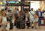 VIDEO | Vacanțe începute prost. Prima zi, petrecută pe aeroport