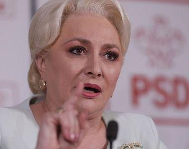 Dăncilă: Nu am discutat în Comitetul Executiv despre remaniere