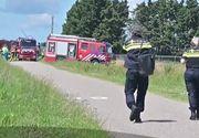Accident aviatic cumplit, în Olanda! Doi morţi şi doi răniţi, după ce două avioane s-au lovit în timpul zborului