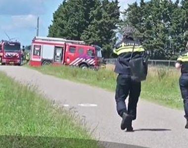 Accident aviatic cumplit, în Olanda! Doi morţi şi doi răniţi, după ce două avioane s-au...