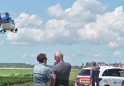Accident aviatic! Două avioane s-au ciocnit în timpul zborului