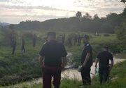 Acţiune de căutare extinsă a copilului luat de viitură la Sângeru - participă peste 400 de pompieri