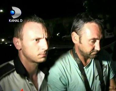 VIDEO   Șoferul beat care a fugit dupa ce a ucis 3 oameni, prins de polițiști