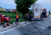 Un taximetrist și-a pierdut viața după ce a intrat cu mașina într-o cisternă
