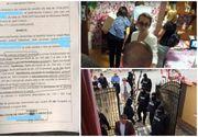 Document bombă în cazul Sorinei, fetița luată cu mascații
