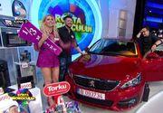 "Victor Slav si Andreea Banica au castigat masina la ""Roata Norocului"""