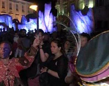 Record de spectatori la Festivalul de Teatru de la Sibiu