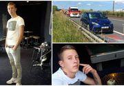 Accident teribil pe autostradă în Franța. Un român de 19 ani și-a pierdut viața