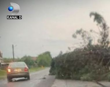 VIDEO | România va fi lovită de furtuni devastatoare. Alertă în toată țara!