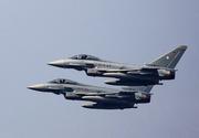 Coliziune între două avioane de vânătoare de tip Eurofighter în nordul Germaniei