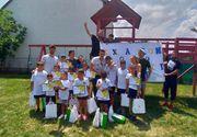 """Foşti concurenţi """"Exatlon"""" i-au făcut fericiţi pe copiii de la centrul de plasament Casa Iosif din Bucureşti"""