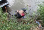 Fotografia emoţionantă care face înconjurul lumii: O fetiță de 2 ani înecată alături de tatăl ei la granița SUA-MEXIC