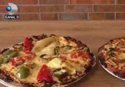 VIDEO | Pizza care nu îngrașă. Cum se prepară
