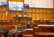 Decizie de ultimă oră! Legea pensiilor adoptată de Parlament