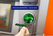 Doi bulgari au fost prinşi în timp ce instalau dispozitive tip skimmer la un bancomat din Drobeta Turnu Severin