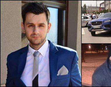 Vasile a fost ucis pe trecerea de pietoni de șoferul unui bolid care a întors mașina pe...