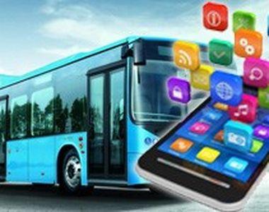 VIDEO | Aplicația STB care ar trebui să ne arate cand vin autobuzele si tramvaiele dă...