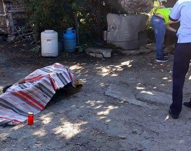 Înfiorător! Un tânăr a fost găsit mort într-o fântână, în Dâmbovița