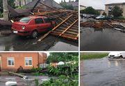 IGSU: 12 avertizări cod roşu şi 2 cod portocaliu, emise în ultimele 24 de ore, fiind anunţate rafale de vânt de peste 110 kilometri la oră; au fost afectate 30 de acoperişuri şi au căzut 228 de copaci