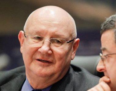 PSD îl propune comisar european pe Ioan Mircea Pașcu
