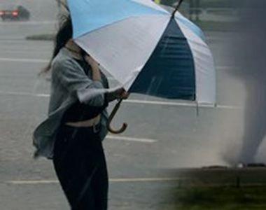 VIDEO | Furtunile au lovit cu forța unei tornade vestul României