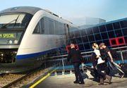 VIDEO   INCREDIBIL! Trenul spre Otopeni ar urma să treacă prin curțile localnicilor