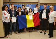 Echipele României au obţinut opt medalii la Olimpiada Internaţională de Geografie pentru Europa Centrală, de Sud şi Sud-Est (juniori şi seniori)