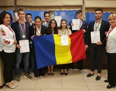 Echipele României au obţinut opt medalii la Olimpiada Internaţională de Geografie...