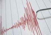 Cutremur în Vrancea. Ce magnitudine a avut