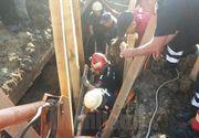 Muncitor mort sub un mal de pământ în Suceava