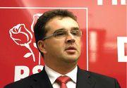 Marian Oprişan, președintele PSD Vrancea, huiduit pe scenă