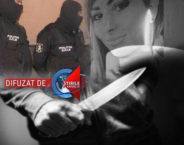VIDEO| A fost arestat cel care a ucis-o cu 30 de lovituri de cuţit pe Manuela. Iubitul...