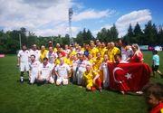 Turcia, campioană mondială la fotbal între parlamentari! Finala, jucată cu România!