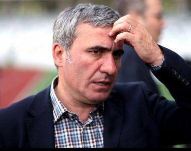 Gheorghe Hagi are datorii de 12,6 milioane lei și a concediat 15 oameni de la Viitorul!...