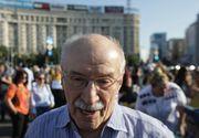 Declarațiile marelui actor Victor Rebengiuc de la protestul actorilor