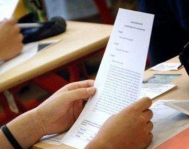 BACALAUREAT 2019. Ce subiecte au avut elevii la proba de Limba și Literatura Română....