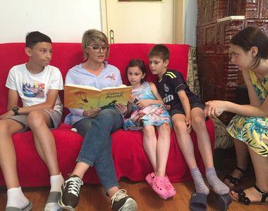 Emotii uriase pentru Silvia Ionita! Vedeta Kanal D s-a aflat in mijlocul copiilor, la...