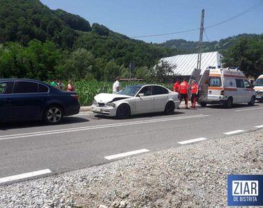 Accident cumplit: Patru copii au fost transportaţi de urgenţă la spital