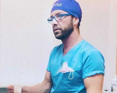 Matteo Politi, medicul italian cu opt clase, face turul cluburilor de fițe FOTO