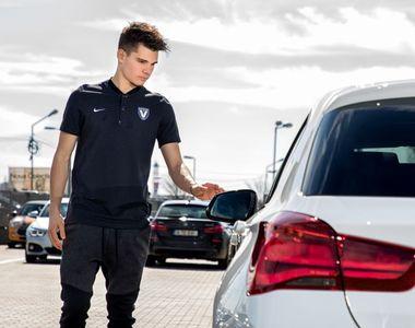 Ianis Hagi a primit cadou o maşină după EURO 2019! Starul României U21 a trecut de la...
