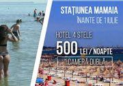 VIDEO | Mamaia, mai scumpă decât Grecia. Cu cât au crescut prețurile pe litoral