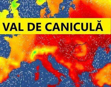 ANM: Caniculă şi disconfort termic accentuat, în cea mai mare parte a ţării; Cod galben...
