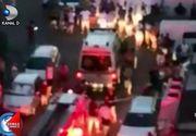 VIDEO | O adolescentă nevăzătoare din Buzău a căzut de la etajul 3. În ce stare e tânăra