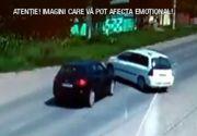 VIDEO   Italian ucis în urma unui impact devastator. Cum s-a produs accidentul