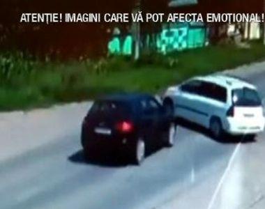 VIDEO | Italian ucis în urma unui impact devastator. Cum s-a produs accidentul