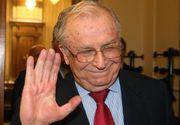 Ce pensie are fostul președinte Ion Iliescu