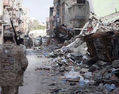 Masacru în Libia: Cel puţin 40 de persoane au murit în urma unui raid aerian
